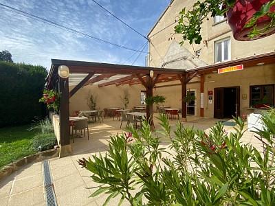 Hotel et restaurant A VENDRE - PARAY LE MONIAL - 692 m2 - 369000 €