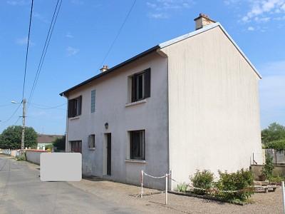 MAISON A VENDRE - DIGOIN - 108,65 m2 - 78000 €