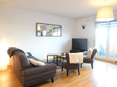 Appartement T3 avec balcon, proche du centre A VENDRE - BEAUNE Proche Gare - 65,49 m2 - 155000 €