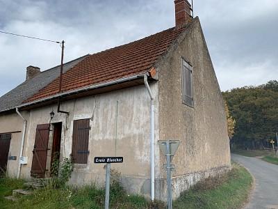 MAISON A VENDRE - MARMAGNE - 86,9 m2 - 40000 €