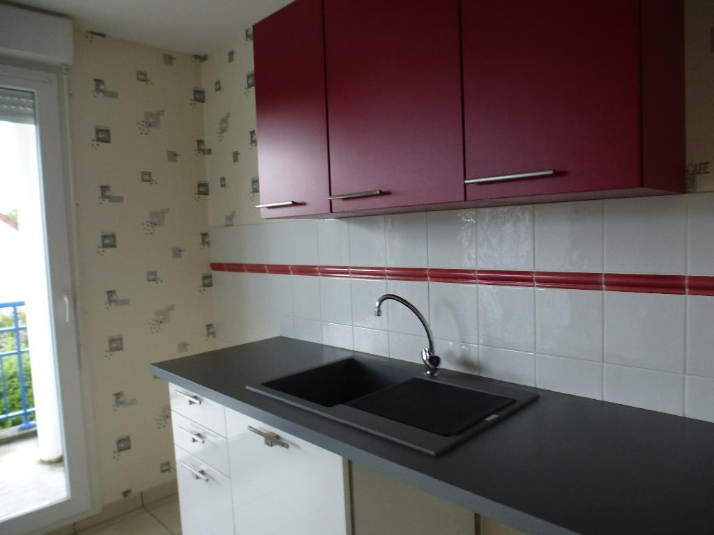 APPARTEMENT T2 - DIJON TOISON D'OR - 43 m2 - LOUÉ