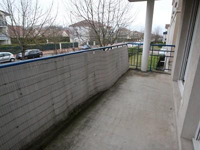 APPARTEMENT T2 A LOUER - DIJON PROCHE PLACE FRANCE LIBRE - 38 m2 - 570 € charges comprises par mois