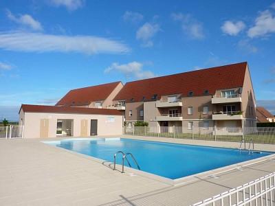 APPARTEMENT T2 A LOUER - LUX - 44,05 m2 - 525 € charges comprises par mois