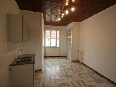 APPARTEMENT T2 A LOUER - ST LEGER SUR DHEUNE - 66 m2 - 412 € charges comprises par mois