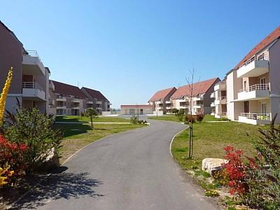 APPARTEMENT T2 A LOUER - LUX - 34,89 m2 - 452 € charges comprises par mois