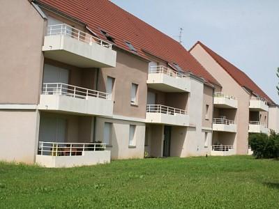 APPARTEMENT T4 A LOUER - BEAUNE - 73,05 m2 - 716 € charges comprises par mois