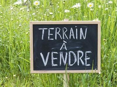 TERRAIN A VENDRE - CHAUFFAILLES - 1750 m2 - 16500 €