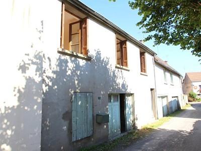 MAISON A VENDRE - ST BERAIN SUR DHEUNE - 100 m2 - 44000 €