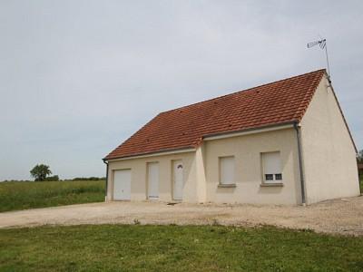 MAISON - LOUHANS - 87 m2 - VENDU