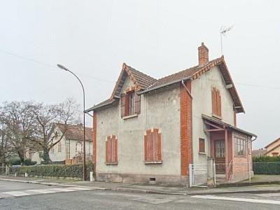 MAISON A VENDRE - GUEUGNON - 123,1 m2 - 55000 €
