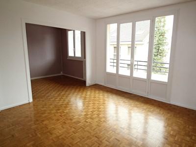 APPARTEMENT T4 A LOUER - AUTUN proche centre ville - 70 m2 - 490 € charges comprises par mois