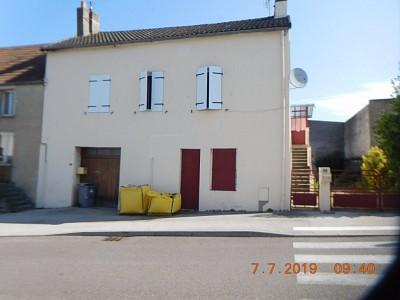MAISON A LOUER - ST LEGER SUR DHEUNE - 86 m2 - 575 € charges comprises par mois