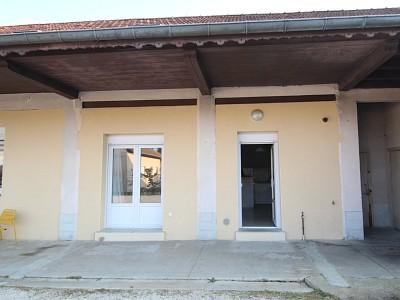 APPARTEMENT T3 A LOUER - LOUHANS - 55 m2 - 460 € charges comprises par mois