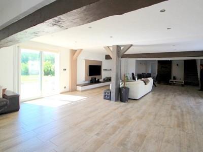 MAISON A VENDRE - L ABERGEMENT ST COLOMBE - 291,66 m2 - 325000 €