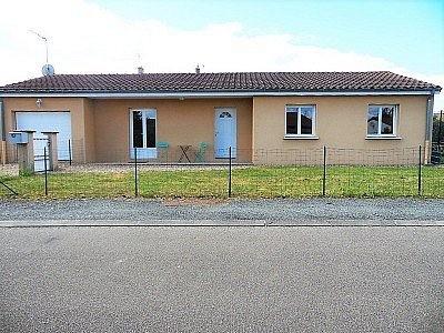 MAISON A VENDRE - PARAY LE MONIAL - 90 m2 - 148000 €