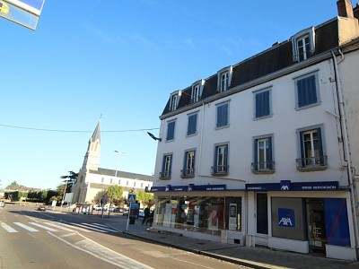IMMEUBLE DE RAPPORT - LE CREUSOT - 576 m2 - VENDU
