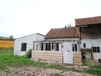 MAISON A LOUER - ST MARTIN SOUS MONTAIGU - 56,39 m2 - 500 € charges comprises par mois