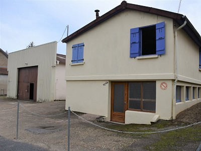 ENSEMBLE IMMOBILIER A VENDRE - PARAY LE MONIAL - 89,11 m2 - 140 000 €