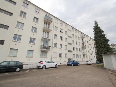 APPARTEMENT T3 A VENDRE - CHALON SUR SAONE - 54,45 m2 - 45000 €