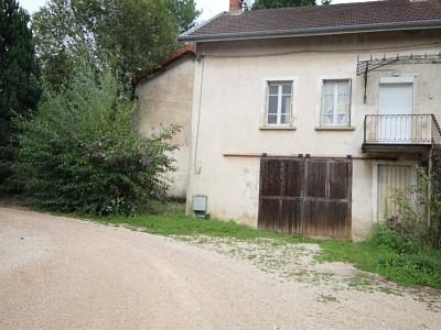 MAISON A VENDRE - CHATEAURENAUD - 60 m2 - 59000 €