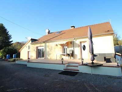 MAISON A VENDRE - EPINAC - 145,94 m2 - 134800 €
