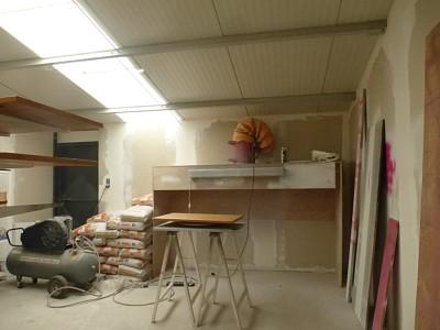 LOCAL D ACTIVITE A VENDRE - AUTUN - 329 m2 - 213000 €