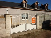 MAISON A LOUER - CHISSEY EN MORVAN - 134 m2 - 535 € charges comprises par mois