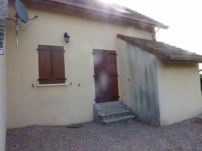 MAISON A LOUER - LA CELLE EN MORVAN - 90 m2 - 650 € charges comprises par mois