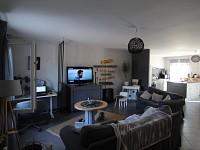 MAISON A LOUER - LEVERNOIS - 126 m2 - 930 € charges comprises par mois
