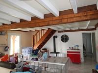 MAISON A LOUER - SORNAY - 93 m2 - 587 € charges comprises par mois