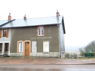 MAISON A VENDRE - ARLEUF - 116,84 m2 - 77000 €