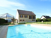 MAISON A VENDRE - AUTUN - 92,33 m2 - 139000 €