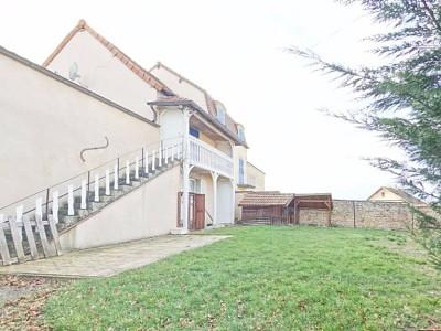 MAISON A VENDRE - BAUDEMONT - 210,36 m2 - 94000 €