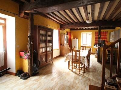 MAISON A VENDRE - CHATEAUNEUF - 86,5 m2 - 164000 €