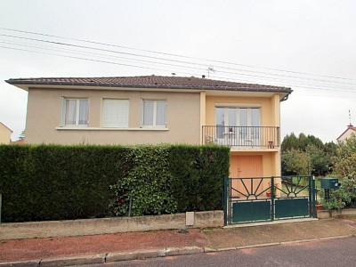MAISON - CHATENOY LE ROYAL - 90 m2 - VENDU