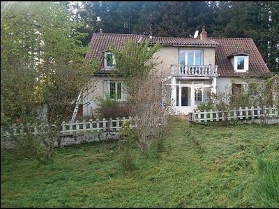 MAISON A VENDRE - COLOMBIER EN BRIONNAIS - 156 m2 - 88000 €