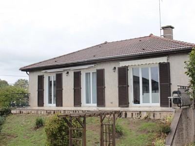 MAISON A VENDRE - DIGOIN - 134,03 m2 - 135000 €
