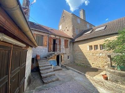 MAISON A VENDRE - GIVRY - 168 m2 - 180000 €