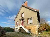 MAISON A VENDRE - GUEUGNON - 134,8 m2 - 64500 €