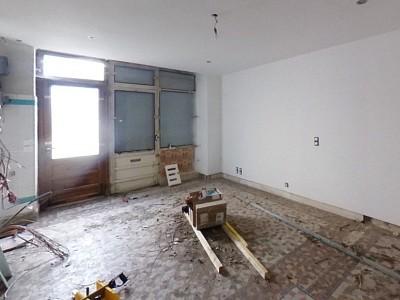Maison de ville A VENDRE - MARCIGNY - 114,61 m2 - 36000 €
