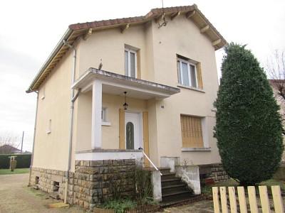 MAISON A VENDRE - MONTCEAU LES MINES - 94 m2 - 109000 €