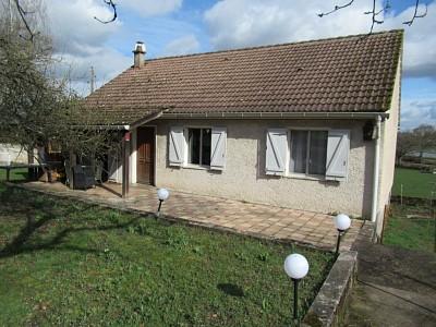 MAISON A VENDRE - ST VALLIER - 95 m2 - 99000 €