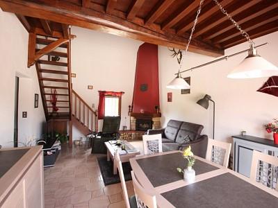 PROPRIETE A VENDRE - SIMARD - 121 m2 - 188000 €