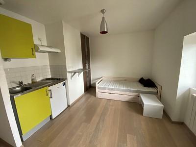 STUDIO - CHALON SUR SAONE Saint Jean - 18,47 m2 - LOUÉ