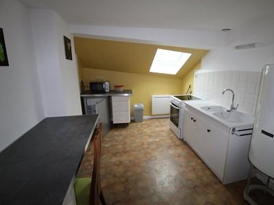 APPARTEMENT T1 - CHALON SUR SAONE CENTRE VILLE - 28,6 m2 - LOUÉ