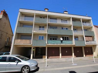 APPARTEMENT T1 A VENDRE - DIGOIN - 34,26 m2 - 27000 €