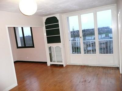 APPARTEMENT T2 A LOUER - CHALON SUR SAONE BELLEVUE - 53 m2 - 410 € charges comprises par mois