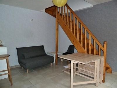 APPARTEMENT T2 A LOUER - CHALON SUR SAONE QUARTIER CITADELLE - 35,54 m2 - 385 € charges comprises par mois