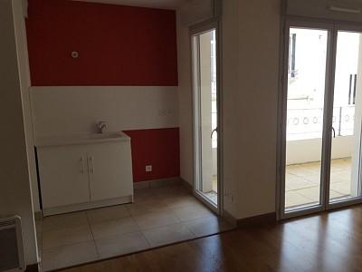 APPARTEMENT T2 A LOUER - CHALON SUR SAONE - 48,65 m2 - 510 € charges comprises par mois