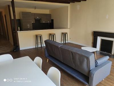 APPARTEMENT T2 A LOUER - SENNECEY LE GRAND - 60 m2 - 426 € charges comprises par mois